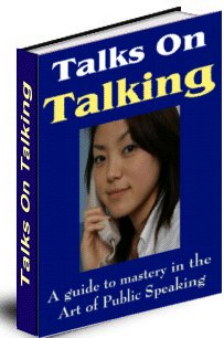 Talks On Talking cover graphic