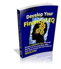 Develop Your Financial IQ virtual cover