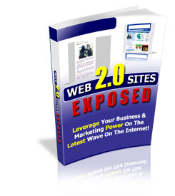 Web 2.0 Sites EXPOSED virtual cover