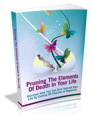 Pruning The Elements Of Death In Your Life virtual cover