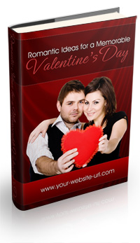 Romantic Ideas For A Memorable Valentine's Day virtual cover