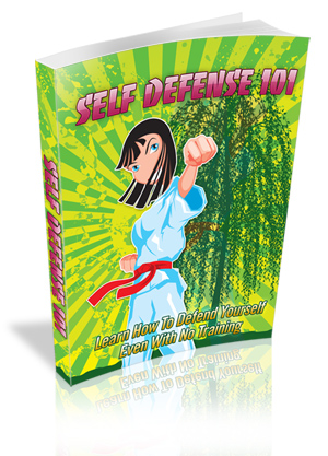 Self Defense 101 virtual cover
