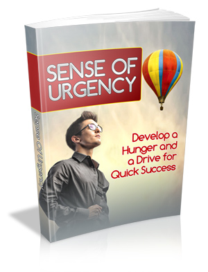 Sense Of Urgency virtual cover
