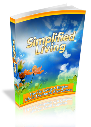 Simplified Living virtual cover