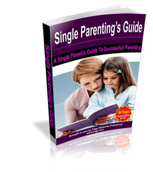 Single Parenting's Guide virtual cover