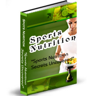 Sports Nutrition Secrets Uncovered virtual cover
