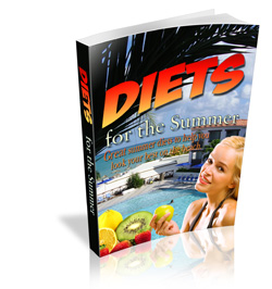Diets For The Summer virtual cover