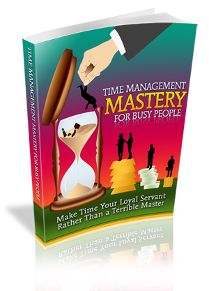 Time Management Mastery For Busy People virtual cover