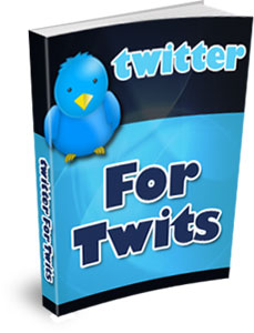Twitter For Twits virtual cover