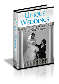 Unique Weddings virtual cover