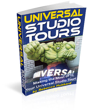 Universal Studio Tours cover graphic