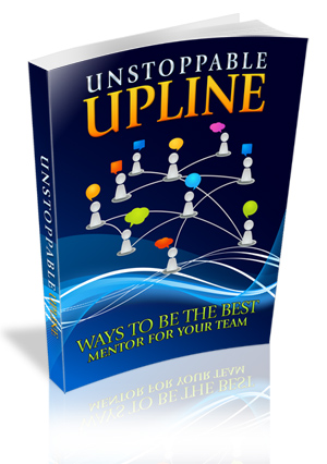 Unstoppable Upline virtual cover