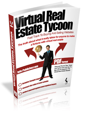 Virtual Real Estate Tycoon cover graphic