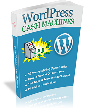 WordPress Cash Machines virtual cover