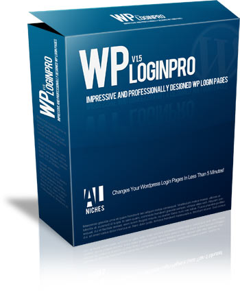 WPLogin Pro virtual box