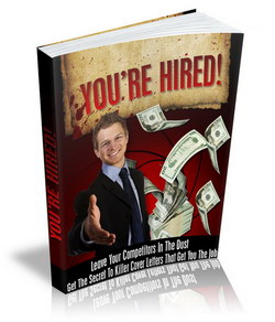 You're Hired! virtual cover